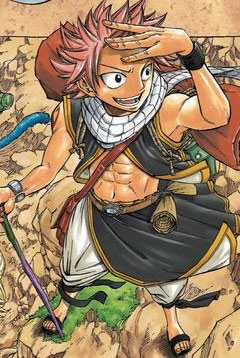 Natsu Dragneel (Fairy Tail)