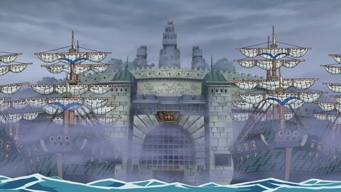Impel Down (One Piece)