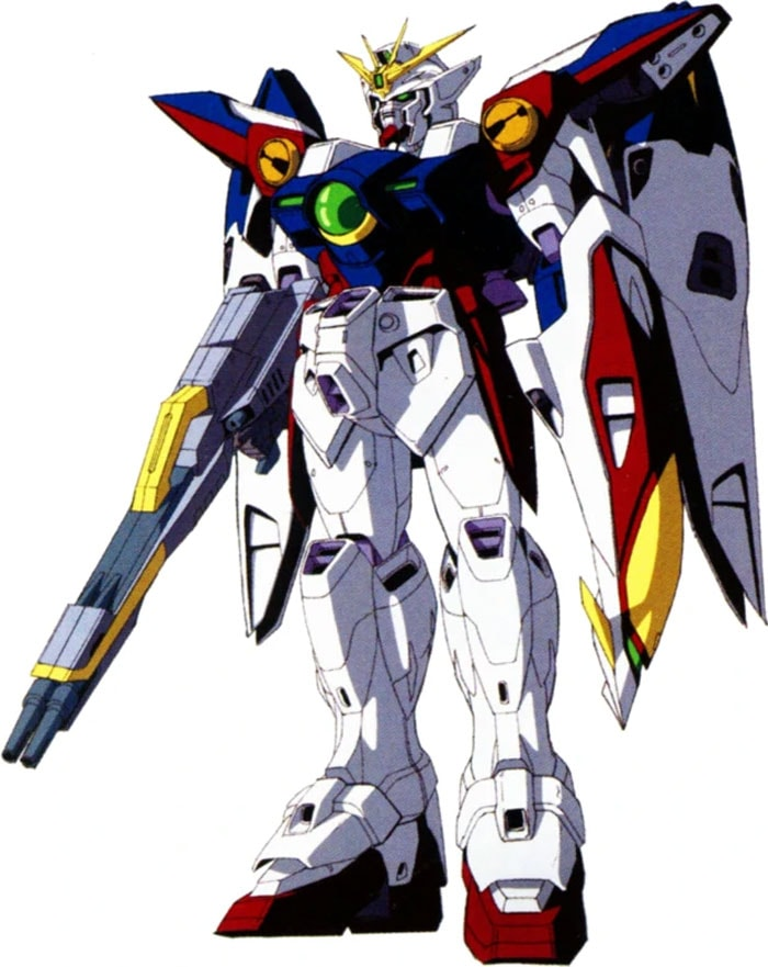 Wing Zero Gundam (Gundam Wing)