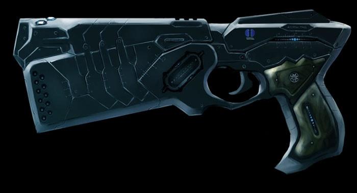 Dominator (Psycho Pass)