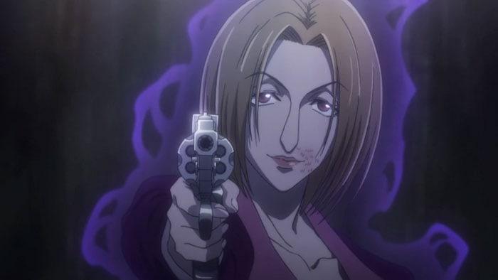 Pakunoda's Pistol (Hunter x Hunter)