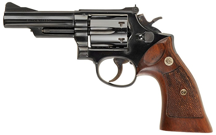 Smith & Wesson Model 19 (Lupin III)