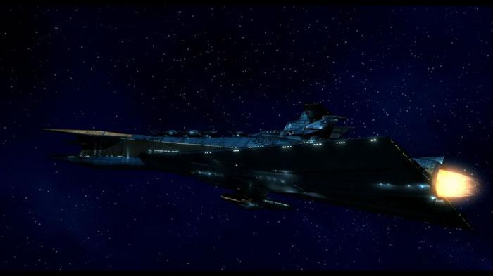 Blue Noah (Space Carrier Blue Noah)