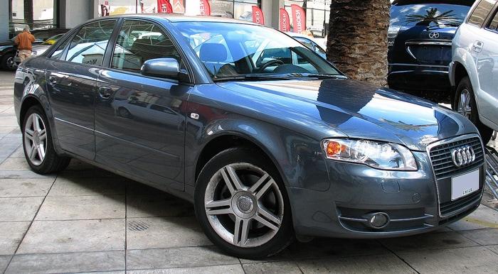 Audi A4 1.8T (Spirited Away)
