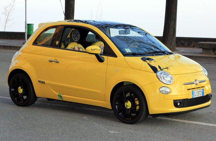 Fiat 500 (Lupin the 3rd)