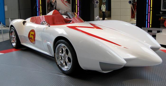 Mach Five (Speed Racer)