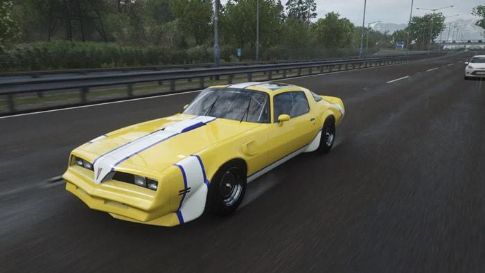 Trans Am 20000 WR (Redline)