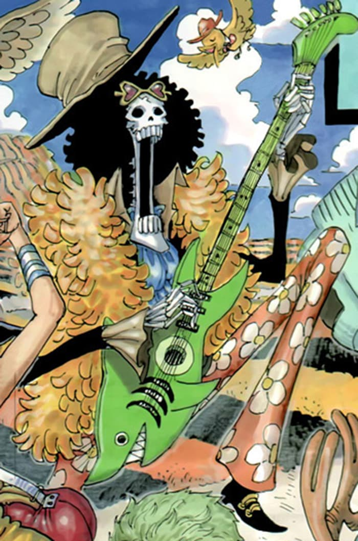 Brook (One Piece)