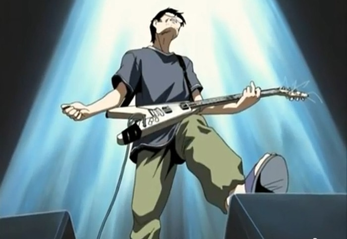Oji Tanaka (Legend of Black Heaven)