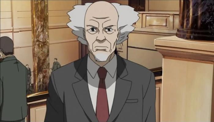 Daisuke Aramaki (Ghost in the Shell)