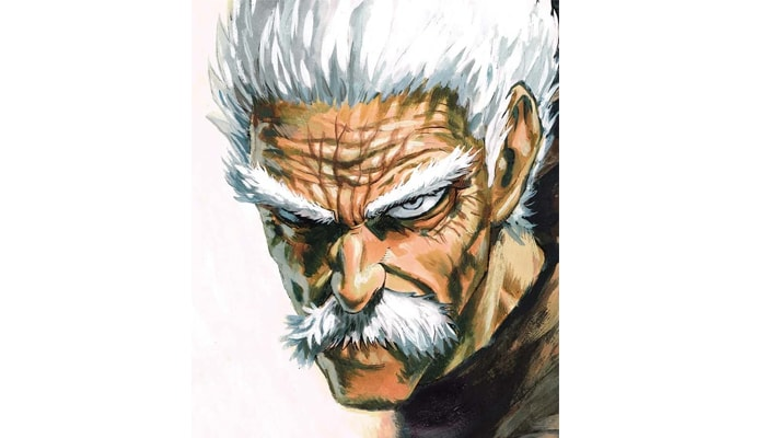 Silver Fang (One Punch Man)